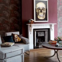 Lazy living room | Rock'n'Roll Edwardian mansion house ...