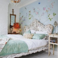 Fairytale bedroom | Take a tour around an eclectic ...