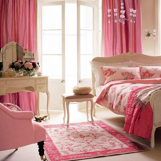 Girly bedroom  Teenage girls bedroom ideas  housetohome