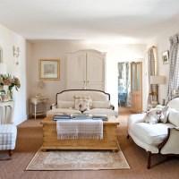 Elegant french-style living room | Living room idea ...