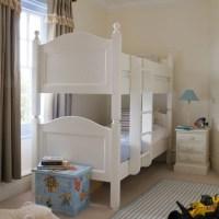 Children's bedroom with bunk bed | Children's bedroom idea ...