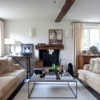 Modern country living room | Cosy living room design ideas ...