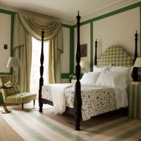 Sophisticated colonial bedroom | Bedroom design ...
