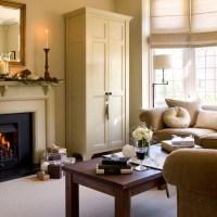 Living room | Christmas 1930s detached home house tour ...