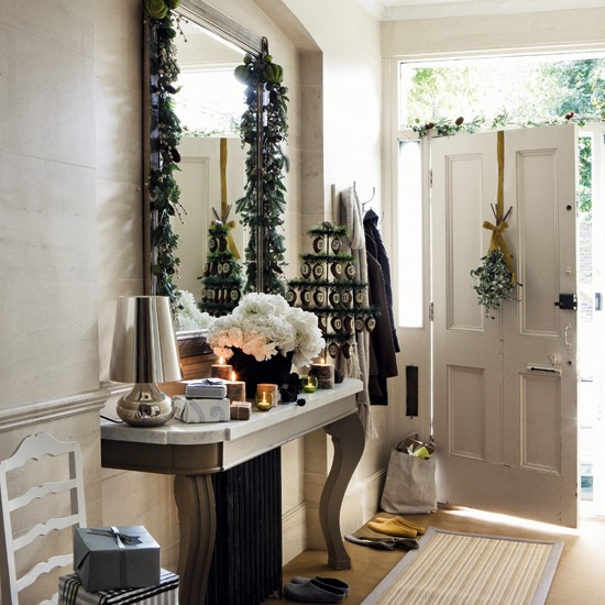 room idea picture timeless christmas decorating