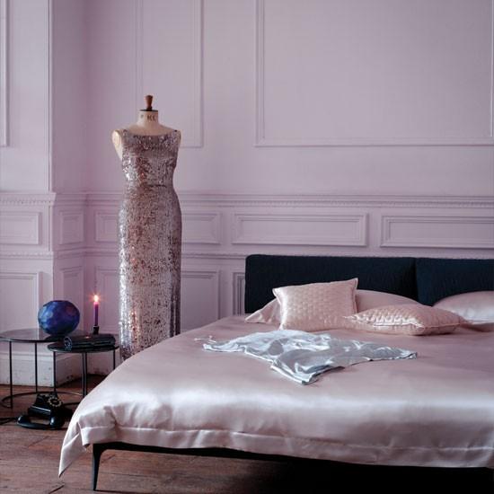 glam feminine bedroom Glamorous pink bedroom   Bedroom   Bedroom decorating