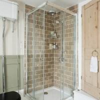 Modern bathroom shower | Bathroom designs | housetohome.co.uk