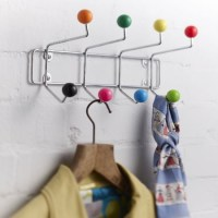 Retro coat rack from The Contemporary Home | Hallway ...