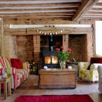 Living room | Real homes - a cosy cottage in Kent ...