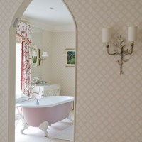 Adjoining bathroom | Take a look around this colourful ...
