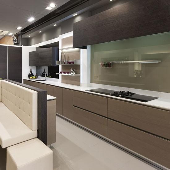 Kitchens Neil Lerner Contemporary Kitchen Makeover