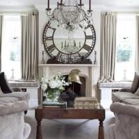French-inspired living room | Summer living room ideas ...