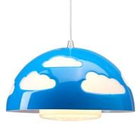 Blue Stojig light from Ikea | Children's lighting | Kids ...