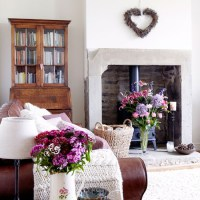 Traditional country living room | Country living rooms ...
