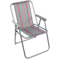 Canvas stripe folding chair from Cath Kidston | garden ...