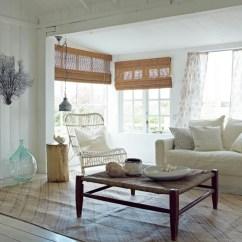 Organic Sofa Uk Bed Single Singapore White Coastal Living Room   Decorating Ideas ...