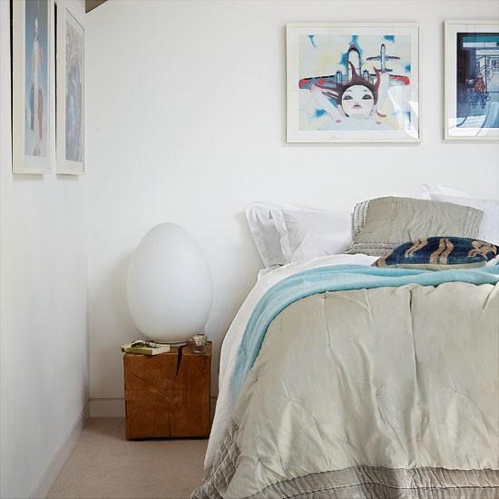 modern neutral bedroom design Modern neutral bedroom | housetohome.co.uk