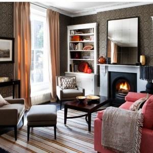 living rich winter decorating colour colors decoration warm interior scheme idea paisley modern housetohome rooms colours cozy dark cosy comfort