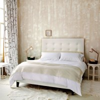 Light and airy neutral bedroom | Decorating ideas ...