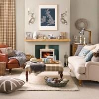 Cosy living room retreat