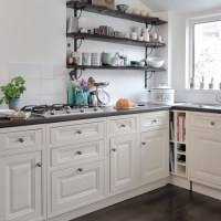 Kitchen open shelves | Shelving ideas | housetohome.co.uk