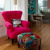 Statement armchair | Colourful living room ideas - 20 of ...