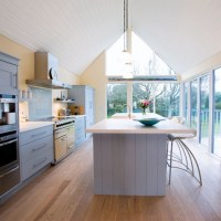 Vaulted-roof kitchen extension | Kitchen extensions ...