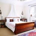 Bedroom decorating ideas sleigh bed myideasbedroom com