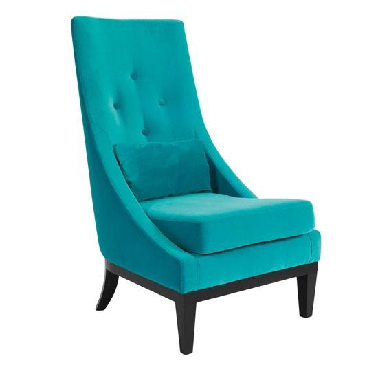 high back velvet chair uk hanging gauteng diamond easy from heal's | statement chairs - 10 of the best housetohome.co.uk