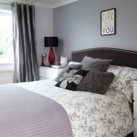 Grey and black bedroom | Bedroom decorating | housetohome ...