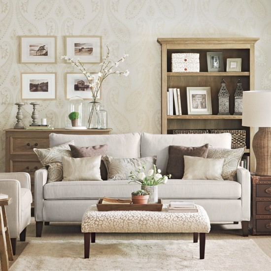 neutral living room ideas Interior Design Trends - Creating a Neutral Haven