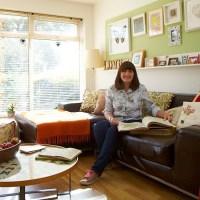 Take a tour around a stylish 1960s terrace | housetohome.co.uk