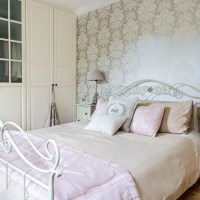 French-inspired bedroom | French vintage design room ideas ...