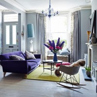 Living room | Take a tour around an eclectic home in west ...