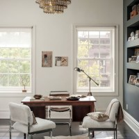 Home office   House tour   New York brownstone ...