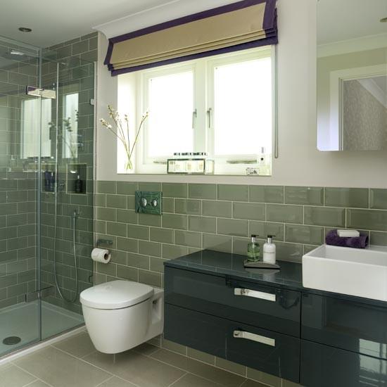 Modern bathroom | Makeover | housetohome.co.uk