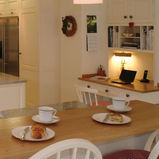 under cabinet shelving kitchen appliances package deals working family with study area | ...