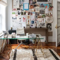 Home office   Smart New York brownstone   House tour ...