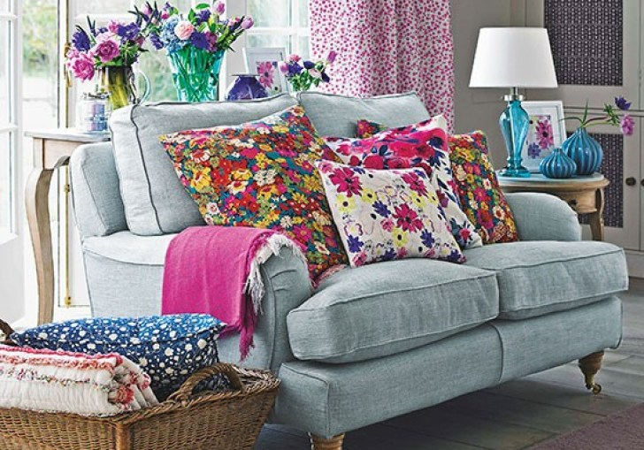 Country Decorating Ideas For Living Rooms