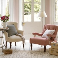 Mix and match armchairs | Small country living room ideas ...