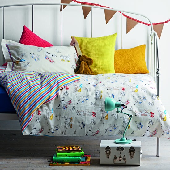 John Lewis children bedroom gallery: Dogs with Clogs bedroom