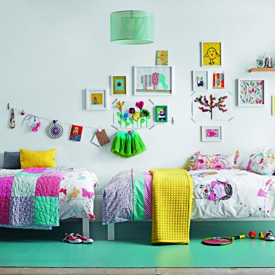 John Lewis children bedroom gallery: Fairies bedroom