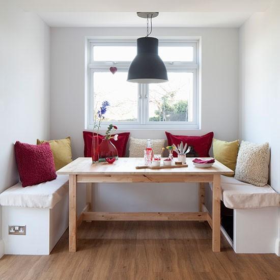 Small dining room ideas  housetohomecouk