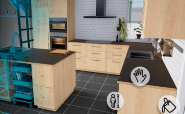 Ikea Launches Virtual Reality App To Help Build Your Dream