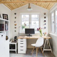 8 Country-style home-office ideas