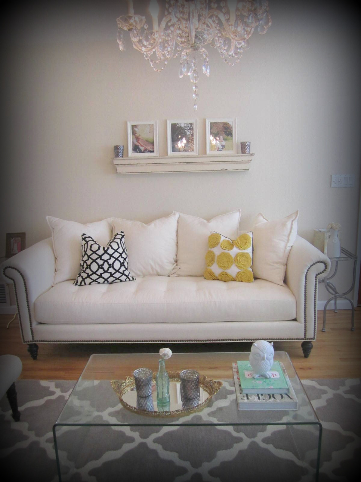 sunburst mirror  House To Home Blog