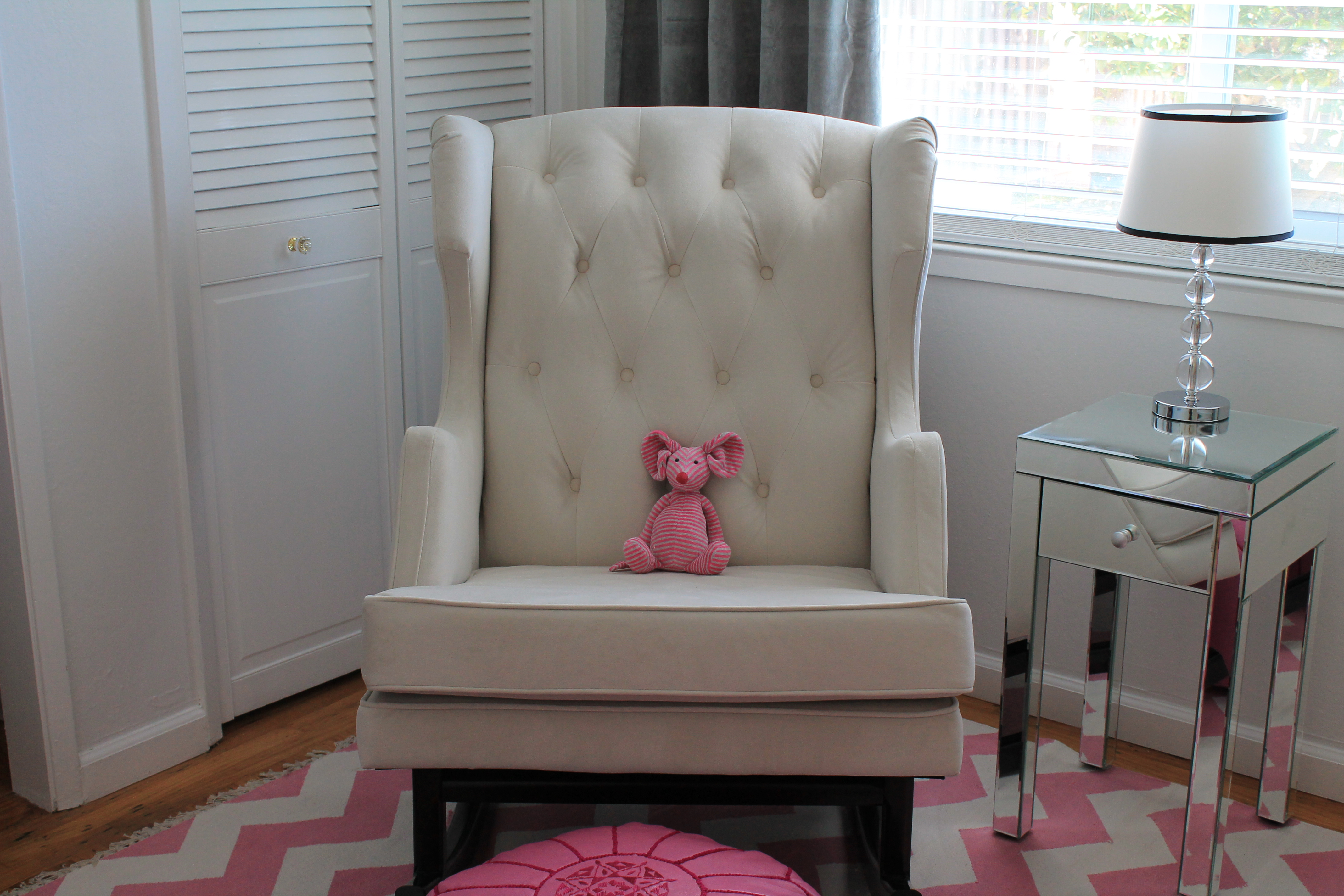 rocking chair for nursery gray and a half works house to home blog