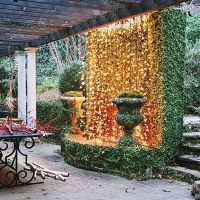Decorating Your Patio for Christmas | Laurie Jones Home
