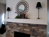 Decorating the Fireplace Mantel | Laurie Jones Home