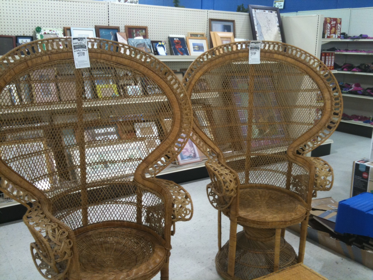 fan back wicker chair walmart portable high i hope m not too late laurie jones home now